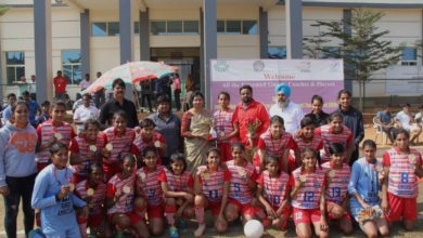 GNDU won All India Inter-University Football Championship