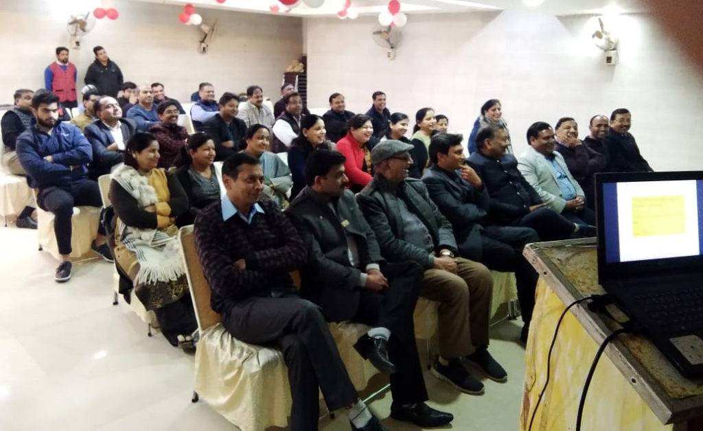 Rotary Club members attend cancer seminar; Dr HS Bedi gave healthy heart tips too