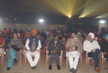 Cold weather fails to deter devotees to watch light and sound shows at Sri Muktsar Sahib-DC