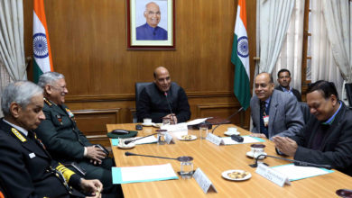 NOC for Aerial photography; Rajnath Singh launches website on grant of permission