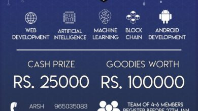 Hackathon of the year 2020 on 1st and 2nd February at Thapar Institute