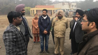550 Prakash Purab;DC Bathinda reviews arrangements for digital light and sound show