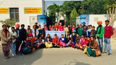 World University conducted social awareness drive; awaken youths of Fatehgarh Sahib District