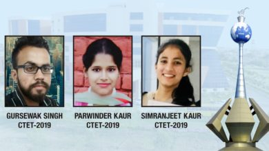 World University students achieved success in CTET examination