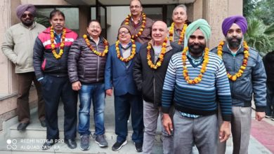 Thapar institute employees association elected new office bearers