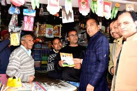 Himachal Chief Minister launches Greeh Sampark Abhiyan on CAA-Photo courtesy-Internet