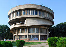 Panjab University VC met Chief Architect to discuss developmental projects-Photo courtesy-Internet