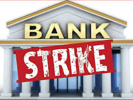 Two day bank strike from today; next three days strike from March 11-Photo courtesy-Internet