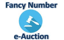 Vehicle registration started for e-auction of new series CH01-CA ,left over fancy numbers-photo courtesy- internet