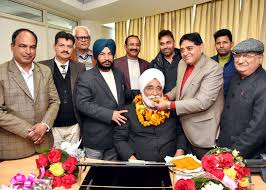 Sarwan Singh Ramgarhia takes charge as Chairman Punjab Backward Classes Commission-Photo courtesy-Internet