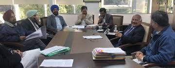 Local bodies minister reviews STP progress at Naya Gaon-Photo courtesy-Internet