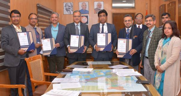 Railways signs MoU with RailTel for Phase 2 of e-Office Execution