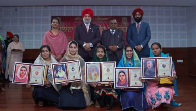 153 Roll of Honour, 242 College Colour awarded to students of Khalsa College Patiala