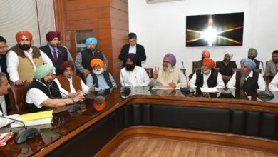 CM meets Behbal Kalan victims' families;promises time-bound probe by SIT & punishment for culprits