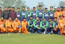Punjab Pollution control board played a friendly cricket match with TSPL