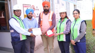 Talwandi sabo power limited organizes blood donation camp