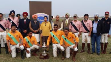 Patiala Heritage Festival: Brilliant skills exhibit in nail-biting Polo match