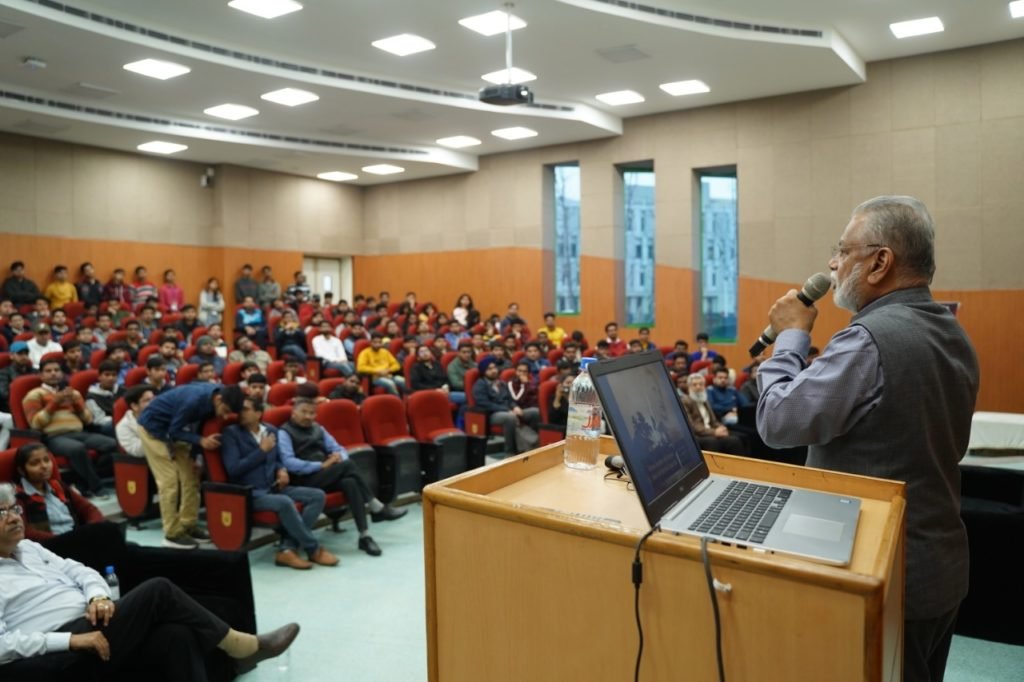 IIT Ropar celebrated Innovation and Talent at tech fest-ADVITIYA 2020