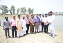 Fish farming proves a boon for famer of Badbar; DC Barnala encourages progressive farmer