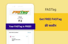 FASTag to be available free of charge for 15 days-Photo courtesy-Internet