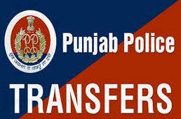 Another round of Punjab police transfers; DSP's transferred in Punjab