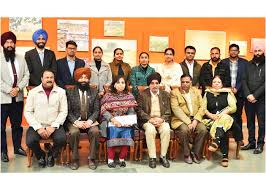 Bajwa hands appointment letters to newly recruited BDPO's-Photo courtesy-Internet