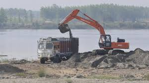 Minister orders crackdown on illegal mining; directs to confiscate vehicles used for illegal mining-Photo courtesy-Internet
