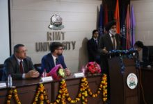 International workshop of latent fingerprints technology begins at RIMT University