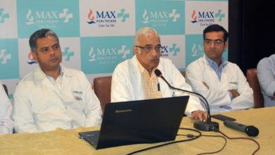 Max Hospital Mohali completes 750 successful kidney transplants