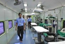 Railways ready to modify 20000 coaches to accommodate possible beds for isolation needs-Photo courtesy-Internet