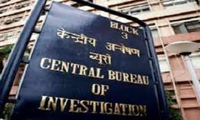 CBI files a chargesheet against 12 including public servants and private persons in a misappropriation of funds-Photo Courtesy-Internet