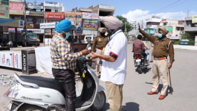 A soldier is always a soldier; 55 retired police personnel came forward to assist Ropar police