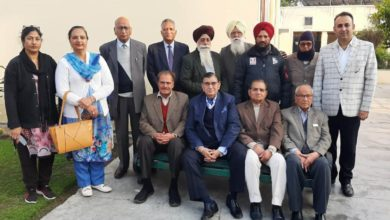 Human Rights donates money to Red Cross Patiala; appeals for funds to Combat Covid 19