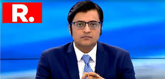FIR lodged against Republic TV Chief Editor Arnab Goswami at Abohar-Photo courtesy-Internet