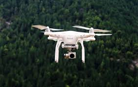 Beware curfew violators -Punjab police deploys drones to intensify surveillance-Photo courtesy -Internet