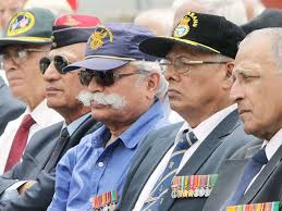 Ex-Servicemen play their part in providing succour to people in their fight against COVID-19-Photo courtesy-Internet