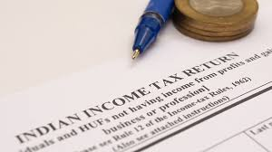 Changes-new income tax return forms; govt to notify by the end of this month-Photo courtesy-Internet