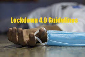 Lockdown extended; govt issues lockdown 4.0 guidelines; more relaxation given-Photo courtesy-Internet