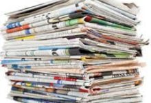 Covid 19 forced Print Media industry to close its sub offices-Photo courtesy-Internet
