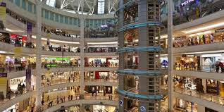 Union Govt issues SOP's for shopping malls
