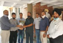 Balwant Kumar joins as chief engineer GHTP Lehra Mohabbat