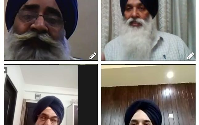 World University organised a webinar commemorating centenary celebration of SGPC