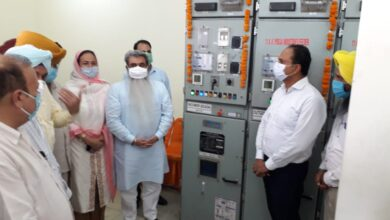 Power supply in Ludhiana gets boost; 66KV Power substation inaugurated at Meharban