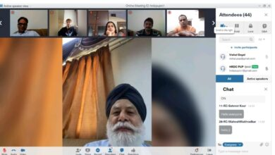 Punjabi university HRD department organizes virtual refresher course