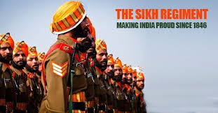Raising day of highest decorated regiments of Indian army-Sikh Regiment-Photo courtesy-Internet