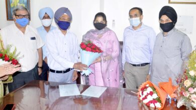 Punjabi university gets new Dean Academic Affairs