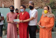 Dr Harsh Charitable trust – a hope for orphan destitute girls