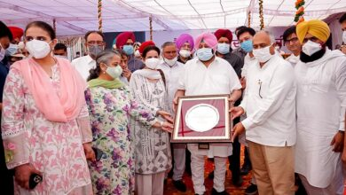 Patiala to house world's largest medal collection gallery -CM