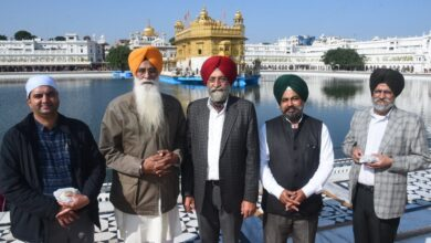 Punjab Government to establish chair in the name of Sri Guru Nanak Dev Ji at MRSPTU-VC
