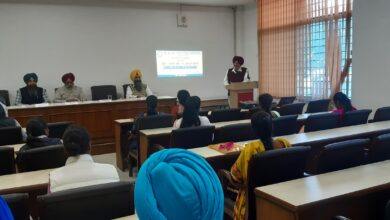 World University Celebrates 'Punjab Day'